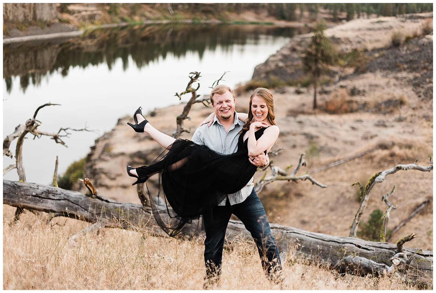 spokane engagement session by Forthright Photo
